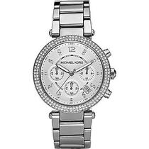 Michael Kors Watches Parker Watch - Silver Photo