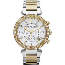 Michael Kors Watches Parker Watch - Two-Tone Photo