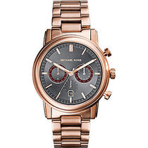 Michael Kors Watches Pennant Chronograph Watch 3 Colors Photo