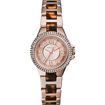 Michael Kors Watches Petite Camille Watch - Rose Gold Photo