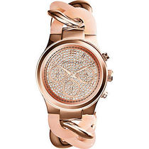 Michael Kors Watches Runway Women's Watch - Rose Gold Photo