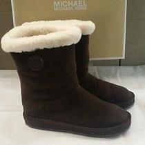 Michael Kors Winter Boots Photo