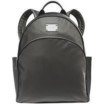 Michael Michael Kors Large Nylon Backpack Graphite Nwt 100% Authentic Photo