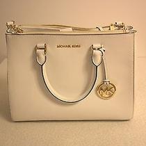 Michael Michael Kors Satchel - Large Sutton Handbag Photo