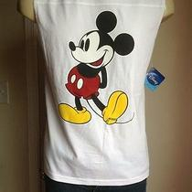Mickey Disney by Mossimo Suplply Co. T-Shirt  Men Size Xl Photo