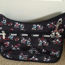 Mickey & Minnie Hobo Bag by Le Sportsac Photo