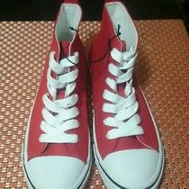 Mickey Mouse Converse Girls Size 8 Photo