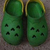 Mickey Mouse Crocs Size 12/13 Photo