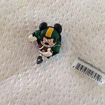 Mickey Mouse Jibbitz Crocs Mickey Playing Football Shoe Charm  Authentic Jibbitz Photo