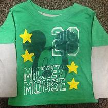 Mickey Mouse Shirt 18 Months Toddler Boys Photo