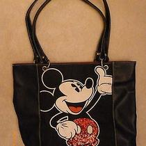 Mickey Mouse Tote Bag New Avon Photo