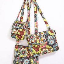 Mickey's Perfect Petals Mini Hipster- Disney Collection by Vera Bradley Preorder Photo