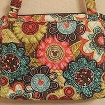 Mickey's Perfect Petals Tablet Hipster Bag Photo
