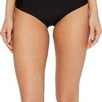 Mikoh Black Cruz Bay Bikini Bottom Women's Size Small 71036 Photo