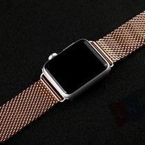 Milanese Stainless Steel Watch Band Strap for Apple Watch Iwatch 38/42mm Usa Photo