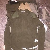 Military Commando Style Sweater Acrylic Various Colors and Sizes Rothco 6347 Photo