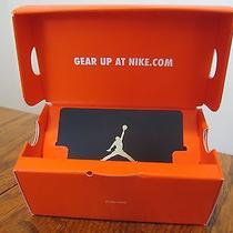 Mini Nike Shoe Box W Air Jordan Nike Gift Card New No Value Michael Collectable Photo