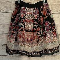 Mini Skirt Boho Paisley by Quotation Large Juniors Lined Zip Up Photo