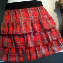 Mini Skirts (Precious) One Majorly Red L Other Majorly Black L by Labelle Photo