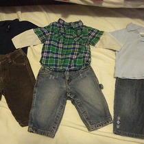 Miniwearkoala Baby Old Navy Baby Gap- 3 Baby Boy Outfits Photo