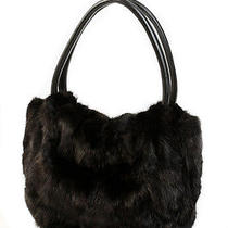 Mink Handbag Mahogany Mink- Mid Sized Hobo Photo