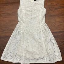 Minkpink Dress White Lace Dress Size Xs Photo