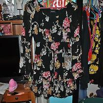 Minkpink Floral Dress Size M Photo
