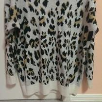 Minkpink Leopard Print Jumper Photo