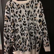 Minkpink Oversized Sweatshirt Medium Photo