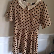Minkpink Polka-Dot Collard Dress Photo