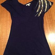 Minkpink Violet Cap T-Shirt Sz. Xs Photo