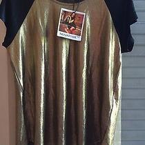 Minkpink Women's Short Sleeve Shirt (Medium)  Photo