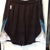 Minnesota Timberwolves Adidas Game Worn Used Basketball Shorts Sz Xl Photo