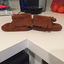 Minnetonka Booties - Infant Size 2 Photo