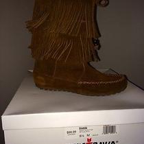 Minnetonka Boots Photo
