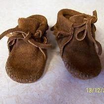 Minnetonka Boots - Baby Moccasin Photo