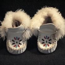 Minnetonka Childs Moccasins  Photo
