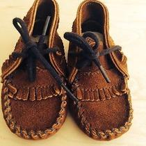 Minnetonka Infant Moccasins Photo