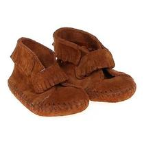 Minnetonka Infant Moccasins Size 2 Infant Photo
