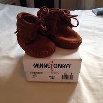 Minnetonka Infant Moccs Photo