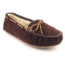 Minnetonka Kayla Slipper Ii Womens Size 9 Brown Moccasin Moc Suede New/display Photo