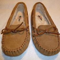 Minnetonka Kayla Womens Slipper Size 8 Photo