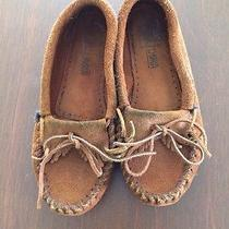 Minnetonka Kilty Moccasins Sz 5  Photo