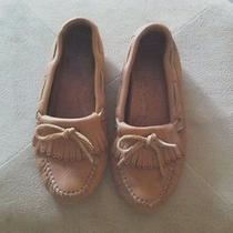 Minnetonka Leather Moccasins Photo