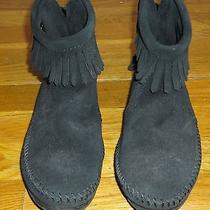 Minnetonka Moccasin Ankle  Boots Photo