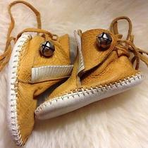 Minnetonka Moccasin Baby Booties Photo