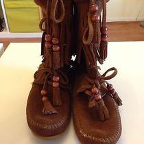 Minnetonka Moccasin Boot Photo