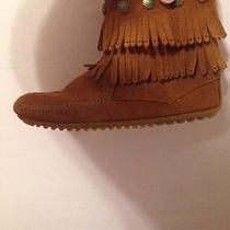 Minnetonka Moccasin Childrens Boots Photo