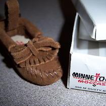 Minnetonka Moccasin Key Chain in Box  Photo