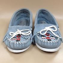 Minnetonka Moccasin Ladies Shoes 5.5 Photo